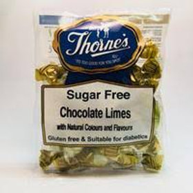 THORNE'S CHOCOLATE LIMES (SUGAR FREE)