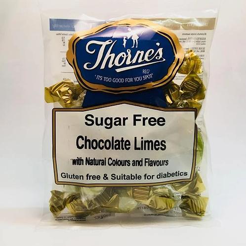 Thorne's Sugar Free Chocolate Limes