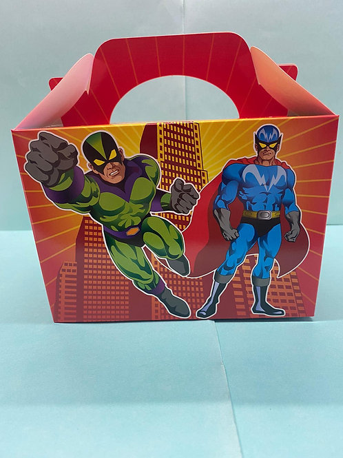 Superhero Pick 'n' Mix Filled Box (400g)