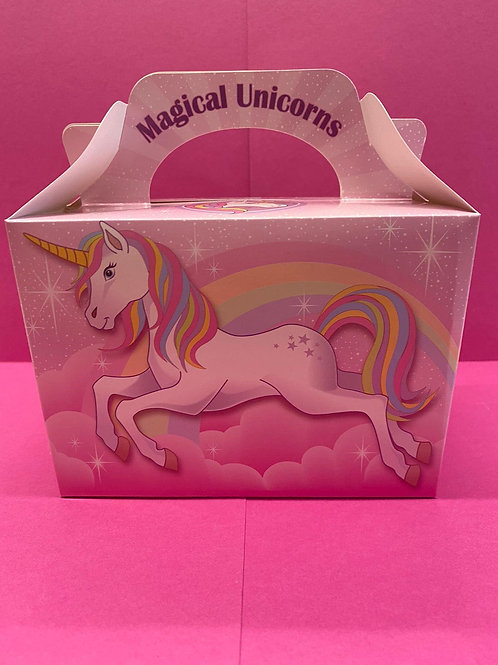 Unicorn Pick 'n' Mix Filled Box (400g)
