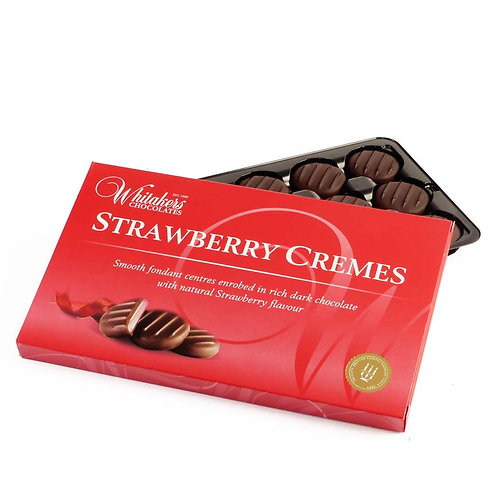 Whitakers Strawberry Creams