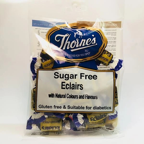 THORNE'S CHOCOLATE ECLAIRS (SUGAR FREE)