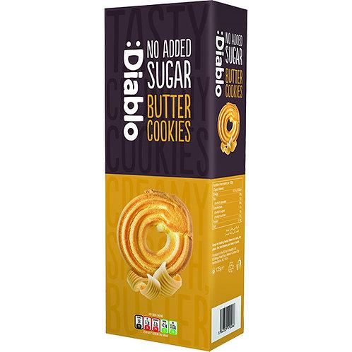 Diablo - No Added Sugar Butter Cookies