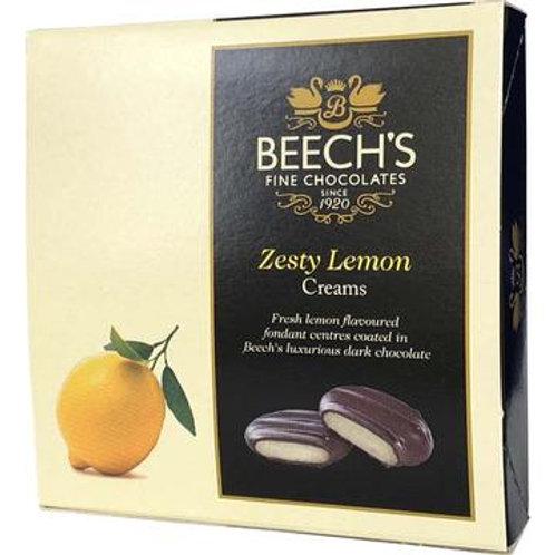 Beech's Zesty Lemon Creams