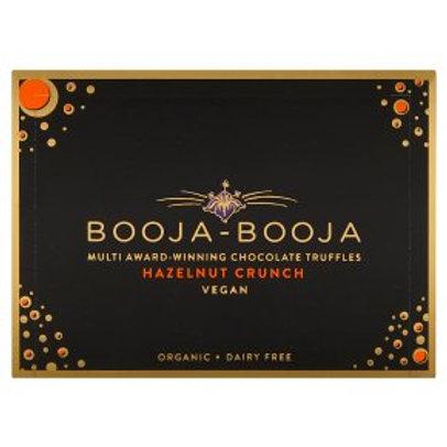 BOOJA - BOOJA HAZLENUT CRUNCH TRUFFLES (92G)
