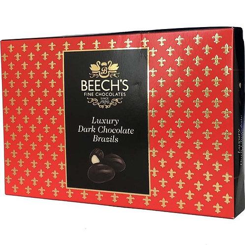 BEECHS'S LUXURY DARK CHOCOLATE BRAZILS