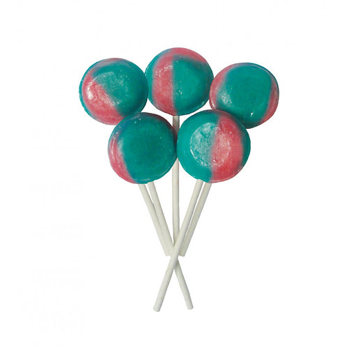 Candy Floss Flavoured Lollies (5)