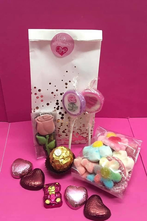 MOTHER'S DAY SMALL TREAT BAG
