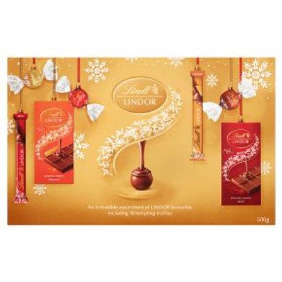 Lindt Selection Box (Original and Orange)