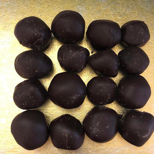 HANDMADE CHOCOLATE - DARK CHOCOLATE GINGER
