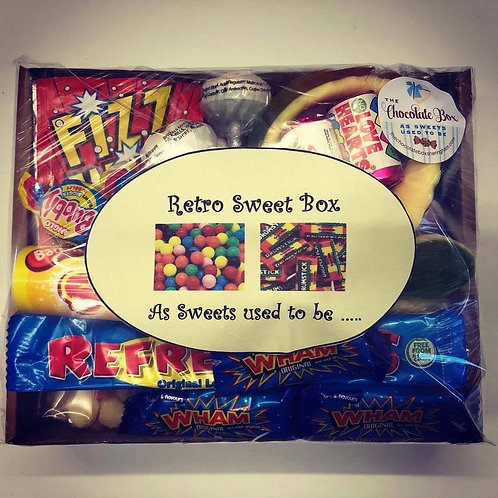 RETRO SWEET BOX