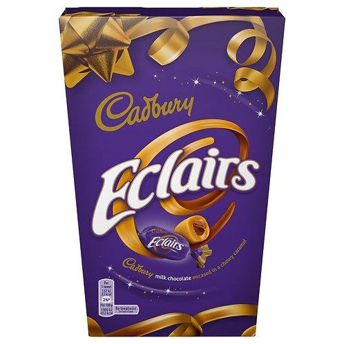 Cadbury's Chocolate Eclairs Box (420g)