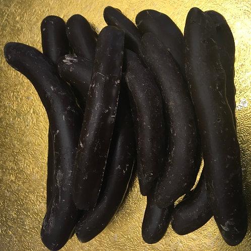 Dark Chocolate Orangettes.