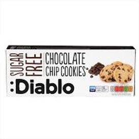 Diablo - Chocolate Chip Cookies (Sugar Free)
