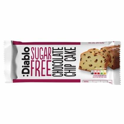 DIABLO CHOCOLATE CHIP CAKE (SUGAR FREE)