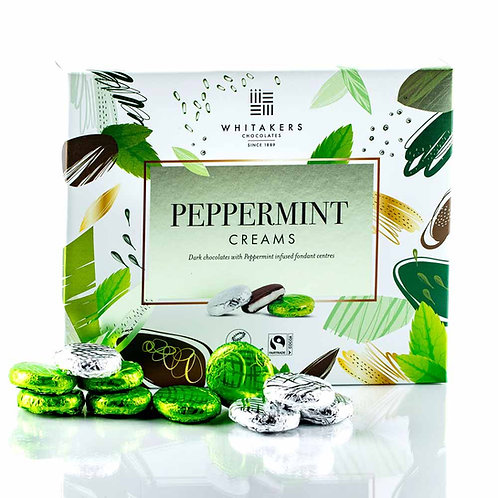 WHITAKERS PEPPERMINT CREAMS