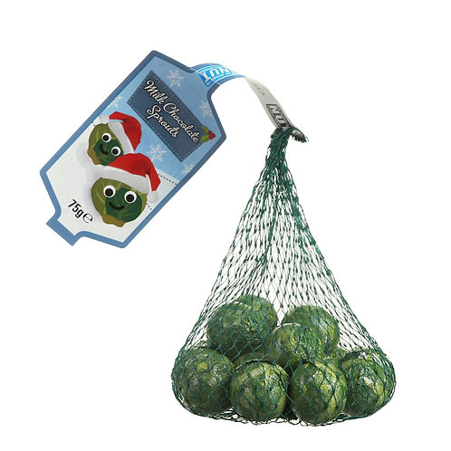 MILK CHOCOLATE SPROUTS (NET)