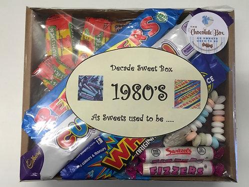 1980'S SWEET DECADE BOX