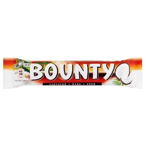 DARK CHOCOLATE BOUNTY TWIN BAR (2 X 28.5G)
