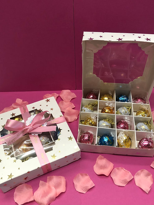 MOTHER'S DAY LINDT LINDOR TREAT BOX