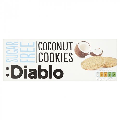 Diablo - Coconut Cookies (Sugar Free)