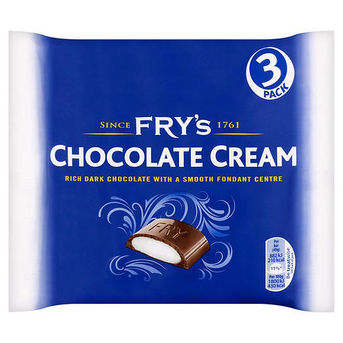 Fry's Chocolate Creams (3 Pack)