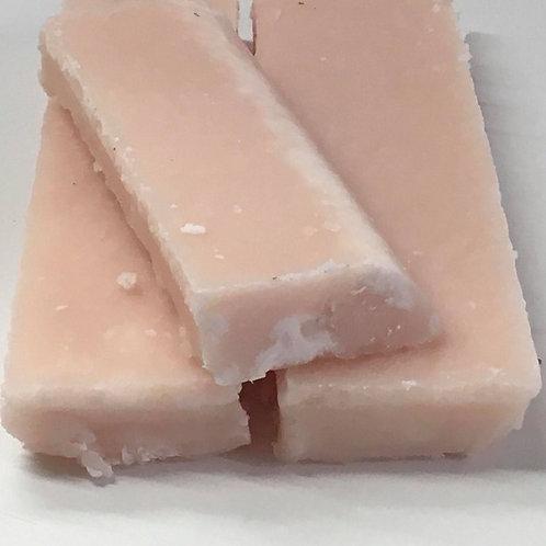Handmade Vegan Strawberry Crumble Fudge