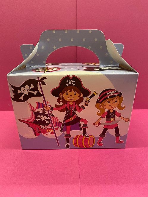 Girl Pirates Pick 'n' Mix Filled Box (400g)