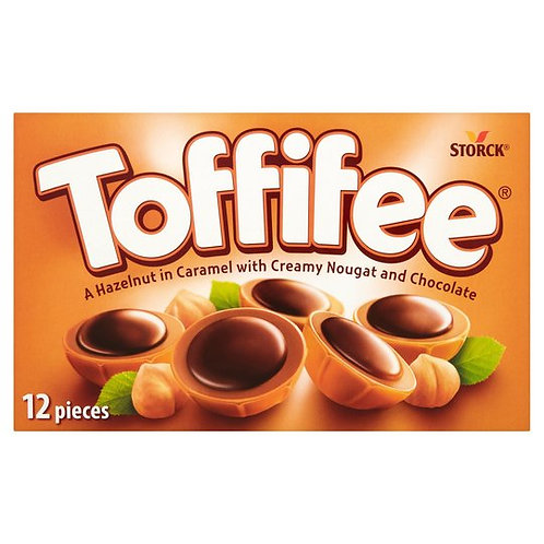 TOFFIFEE BOX (12 Pieces)