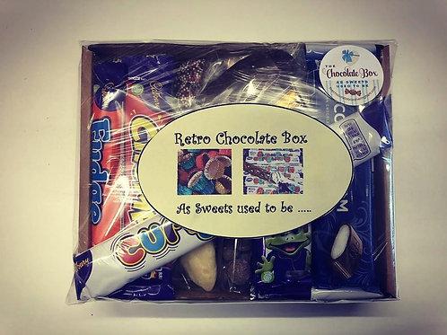 Retro Chocolate Box