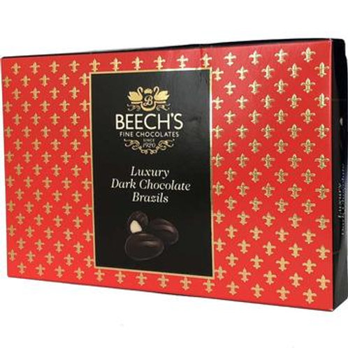 Beech's Luxury Dark Chocolate Brazils