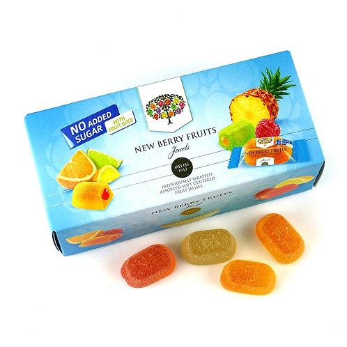 NO ADDED SUGAR NEWBERRY FRUIT JEWELS (BOX)