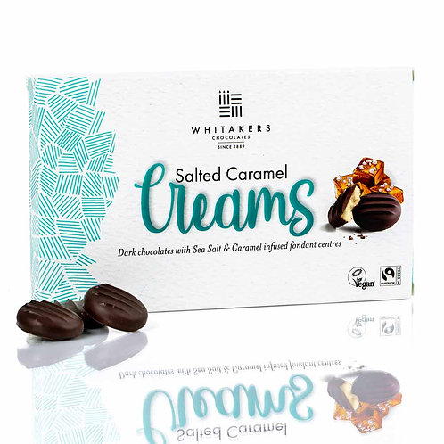 Whitakers Salted Caramel Creams