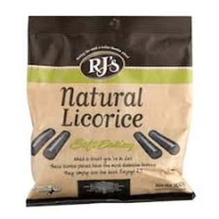 RJ'S NATURAL LICORICE (SOFT EATING)