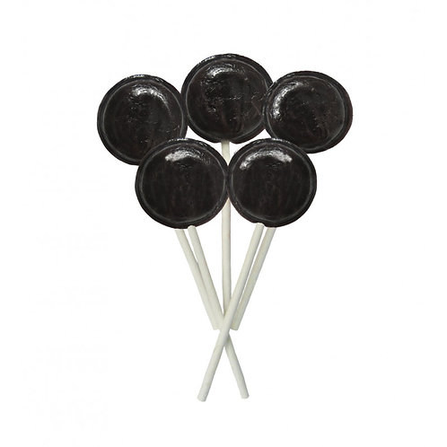 Blackcurrant Flavoured Lollies (5)
