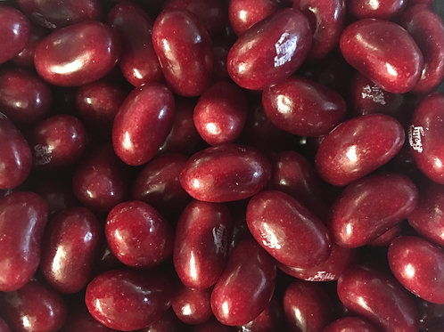RED APPLE JELLY BELLY BEANS