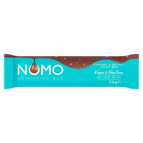 NOMO CARAMEL & SEASALT CHOC BAR