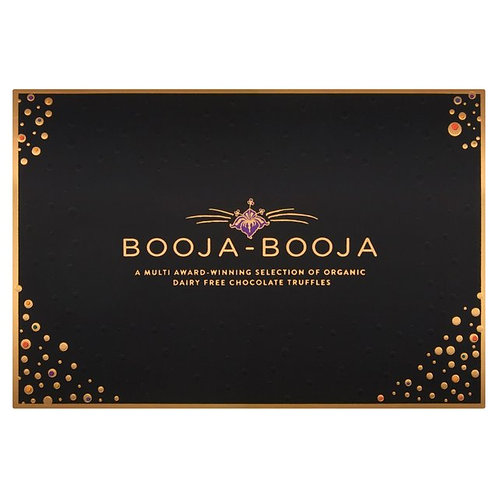 BOOJA - BOOJA MULTI AWARD WINNING TRUFFLE SELECTION (184G)