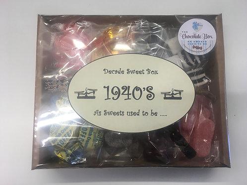1940's Sweet Decade Box