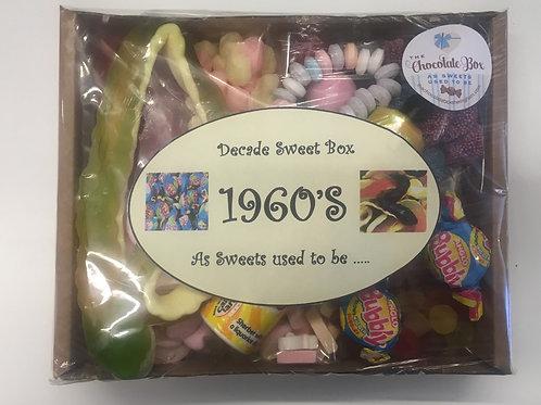 1960's Sweet Decade Box