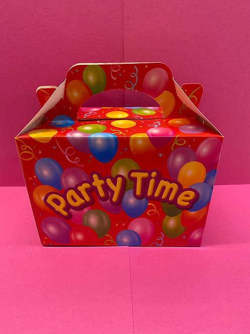 'Party Time' Pick 'n' Mix Filled Box (400g)