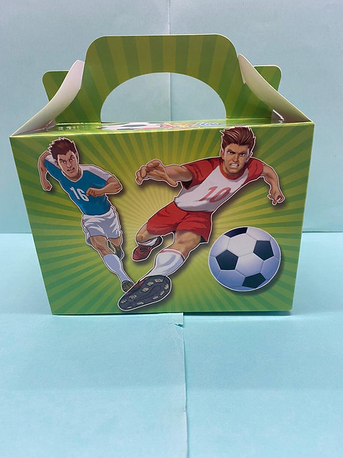 Football Pick 'n' Mix Filled Box (400g)