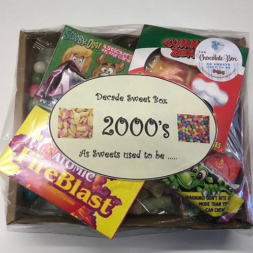 2000'S SWEET DECADE BOX