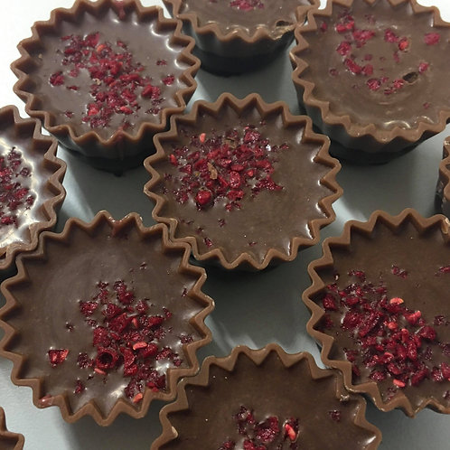 HANDMADE CHOCOLATE - CHERRY TARTELETTE