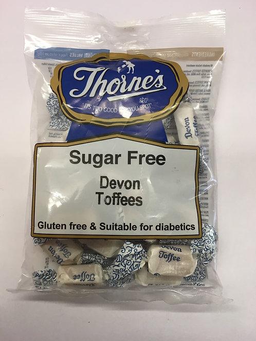 Thorne's Sugar Free Devon Toffees