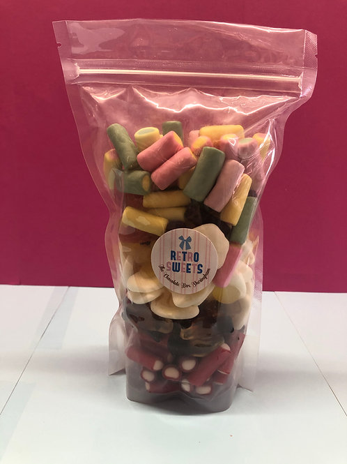 500G HARIBO/JELLY PICK 'N' MIX POUCH BAG