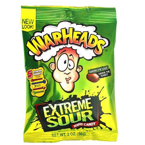 Warheads - Extreme Sour (56g Bag)