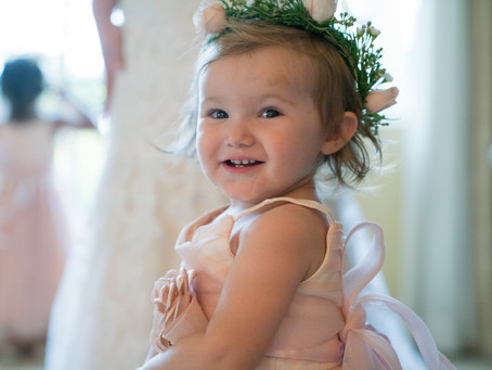 Tips for Photographing Children at Your Wedding