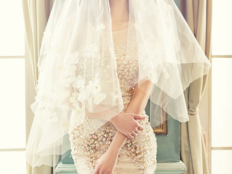Inspiration for Choosing Your Wedding Veil