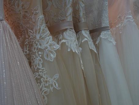 Popular Fabrics to Choose for Your Wedding Dress